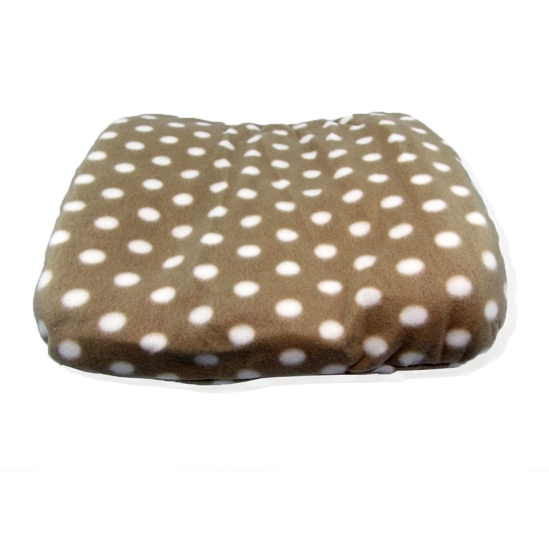 (Large) Soft Luxury Comfy Dog Puppy Cat Pet Bed Cushion Fur Fleece UK 2