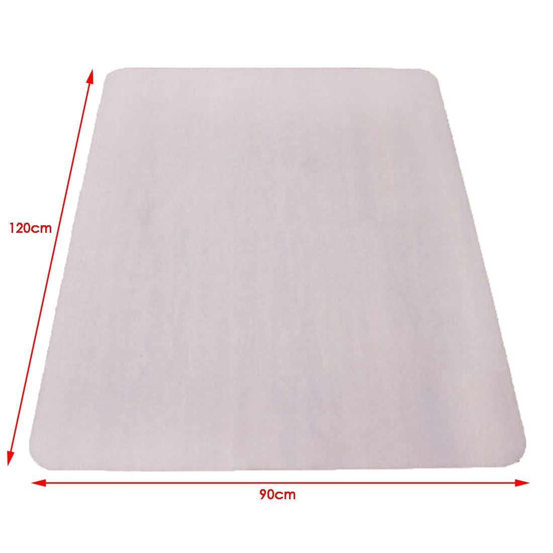new frosted office chair mat home floor protector non slip