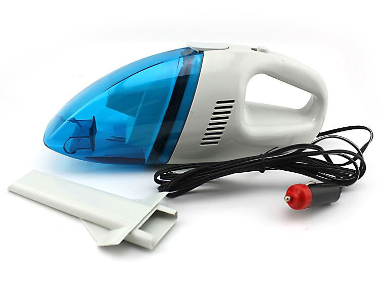 Portable Electric Vacuum Cleaners : V portable electric car vacuum cleaner handheld for