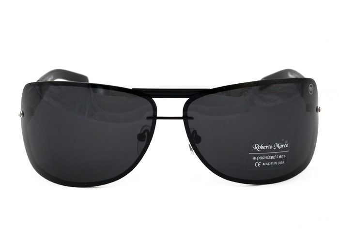 bc7dab382a8 Roberto Marco Polarized Sunglasses for Drivers   Black Frame - Filter  Category..