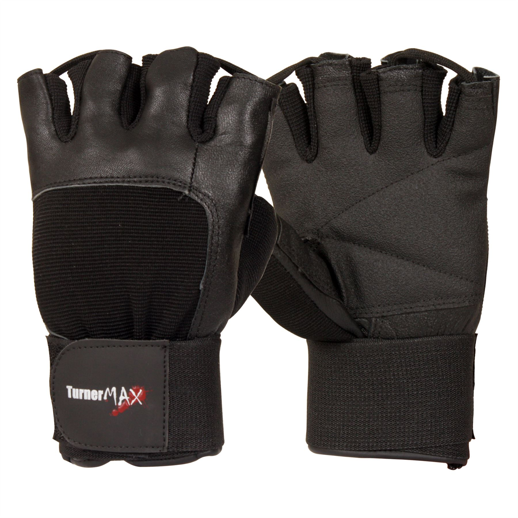 Turnermax Weight Lifting Body Building Gloves Gym Exercise
