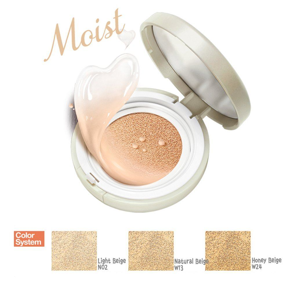Korea Etude House Precious Mineral Moist Any Cushion SPF50+/pa+++