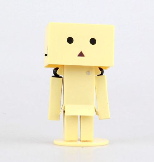 UK-Yotsuba-amp-Danboard-Danbo-Mini-8cm-Action-Figure