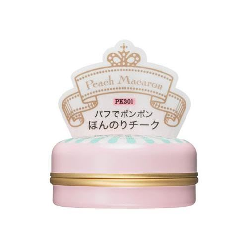 JAPAN Shiseido Majolica Majorca Puff De Cheek - Blush with Powder Puff