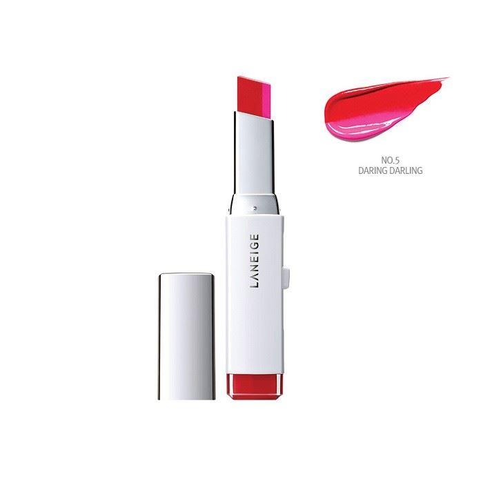UK Stock Korea Laneige TWO Tone LIP BAR Lipstick | eBay