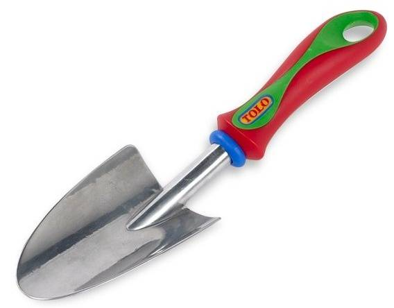 Tolo tg0001 children 39 s gardening metal hand trowel for Gardening tools and accessories