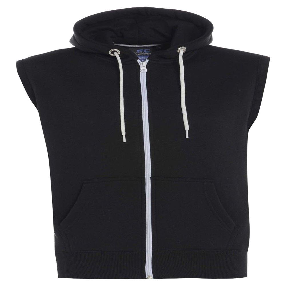 Sleeveless hoodie boys