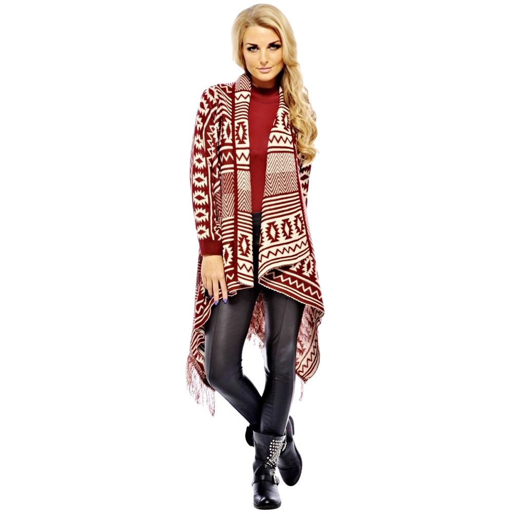 1. A Waist-Length or Cropped Cardigan