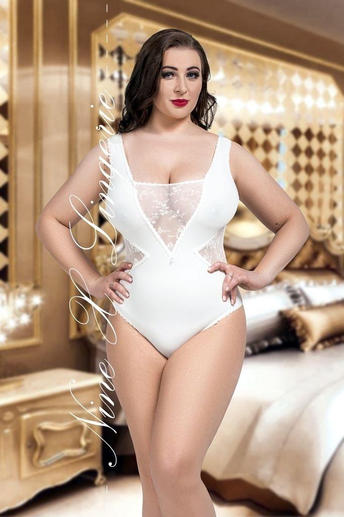 Nine X Amina Sexy Plus Size Lingerie Body Underwear 8 26