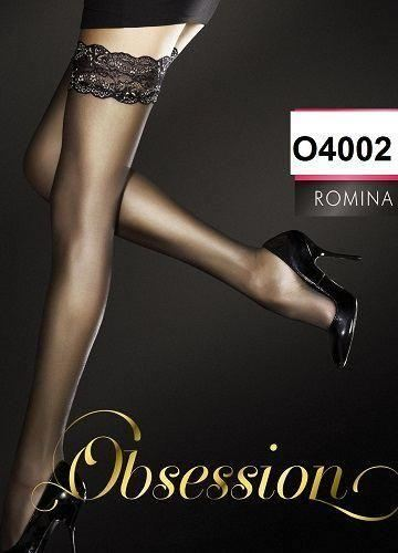 Belle-e-sexy-autoreggenti-Fiore-Romina-in-pizzo-20-denari-taglia-S-M-L