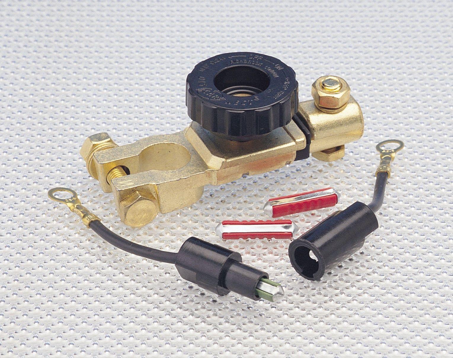 richbrook car discarnect immobiliser battery master switch ebay. Black Bedroom Furniture Sets. Home Design Ideas