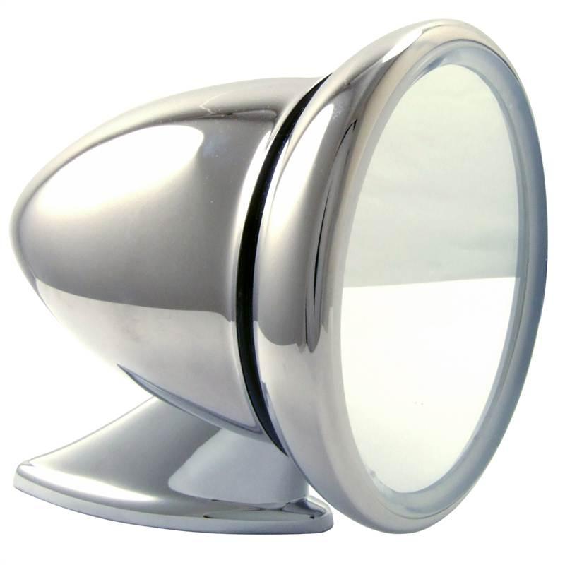 Revotec classique course r troviseur style de puce inox for Force de miroir ebay