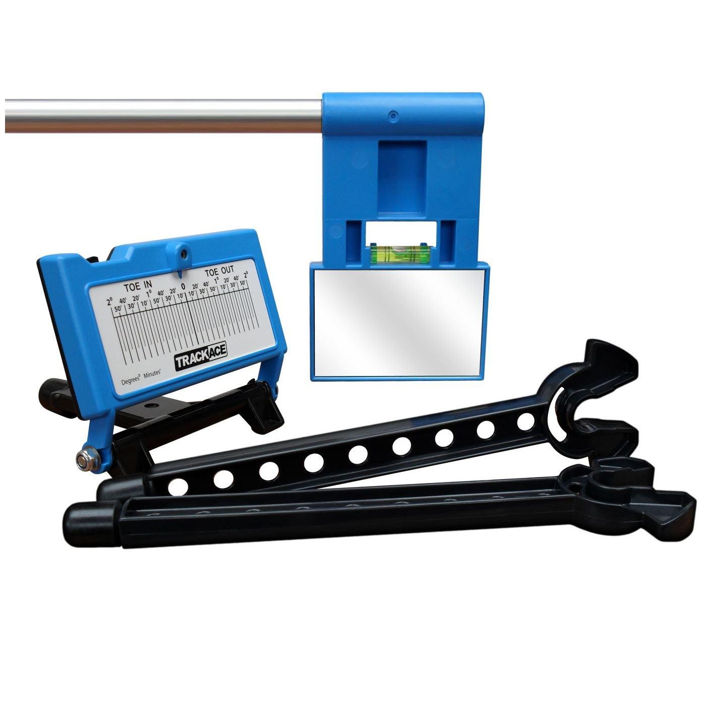 Trackace Laser Wheel Alignment Tracker Tracking Gauges Diy