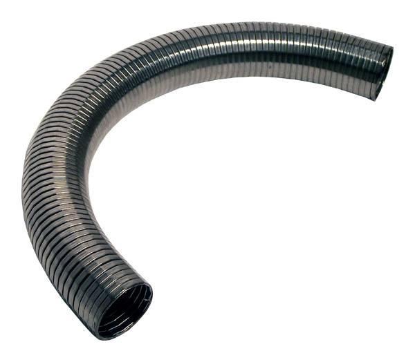 jetex polylock flexible d 39 chappement universel tuyau 500mm acier doux ebay. Black Bedroom Furniture Sets. Home Design Ideas