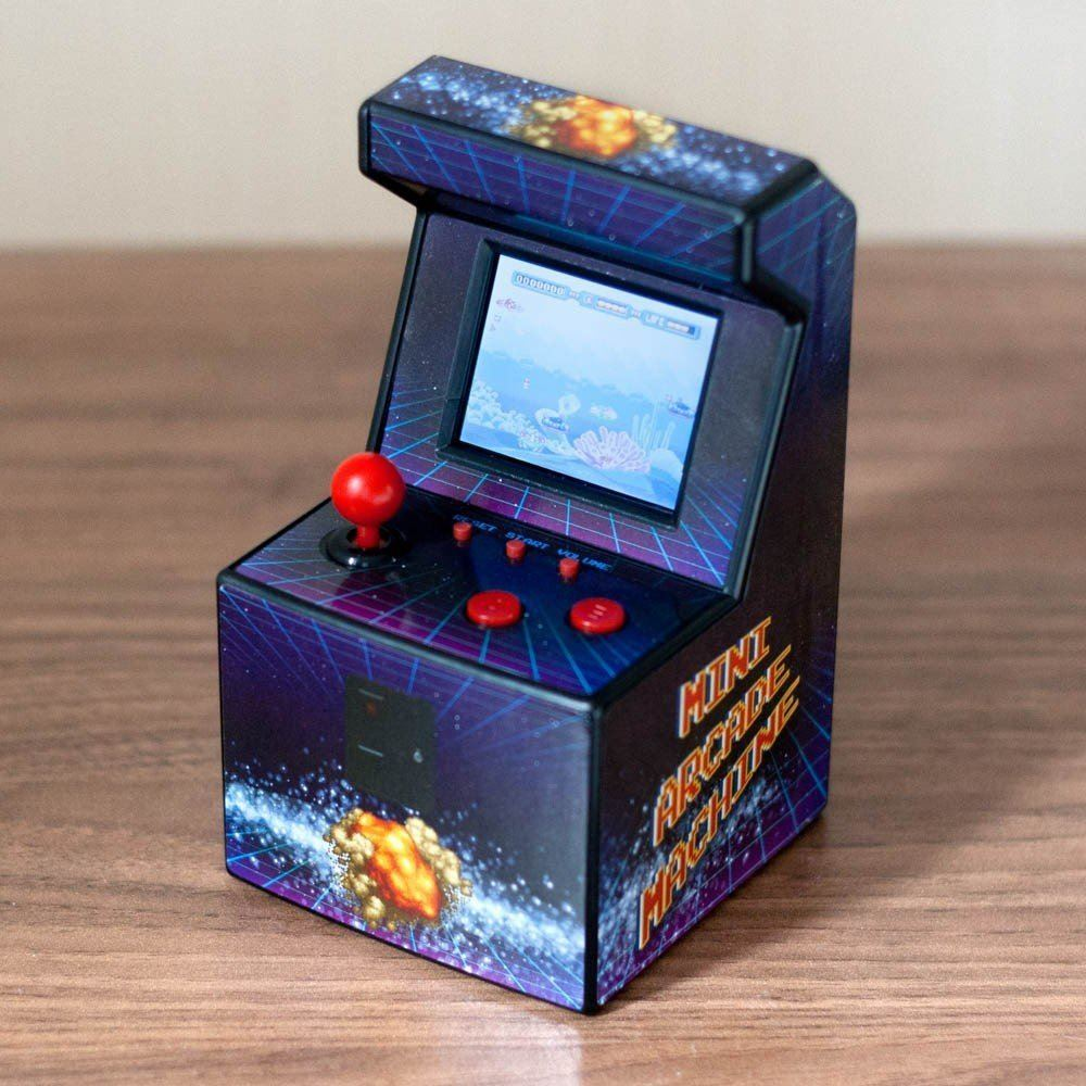 dreamgear mini retro arcade machine
