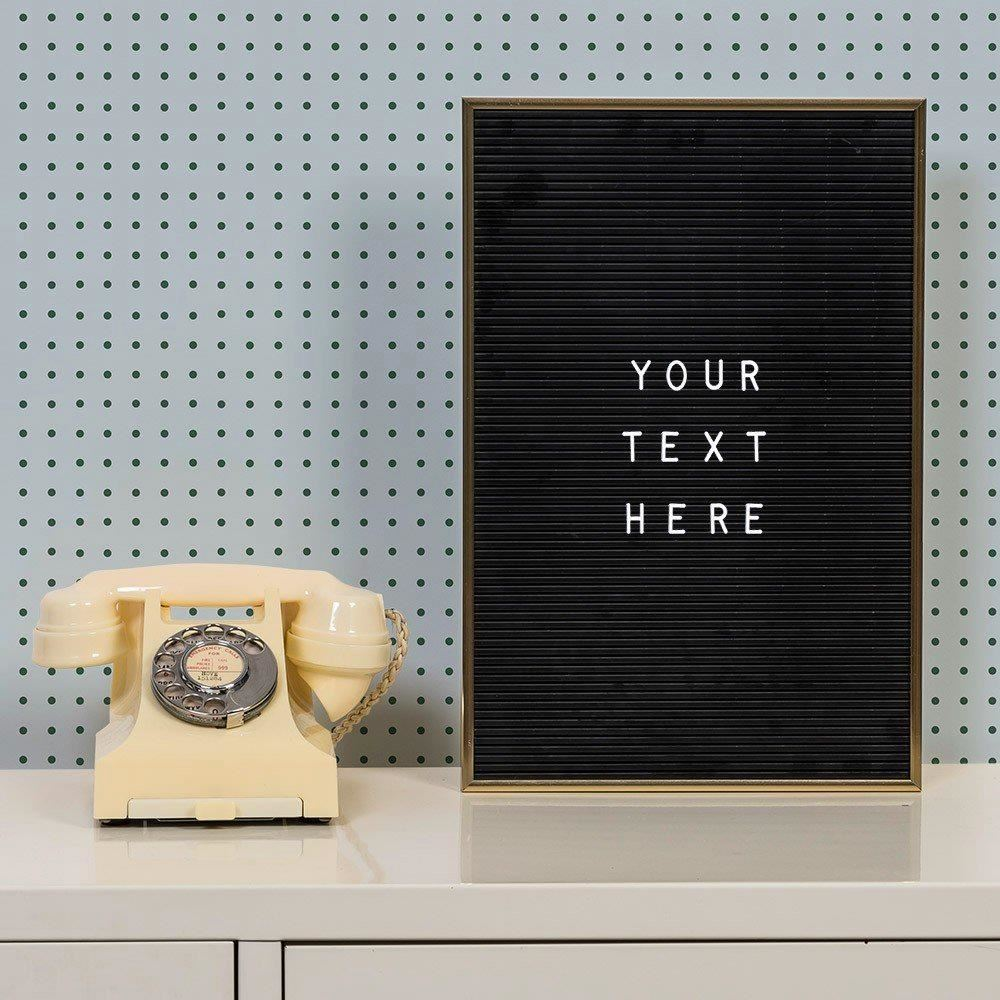 jay peg letter board changeable letter board message With large peg board letters