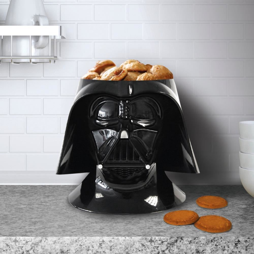 Star Wars Darth Vader Helmet Ceramic Novelty Cookie Jar