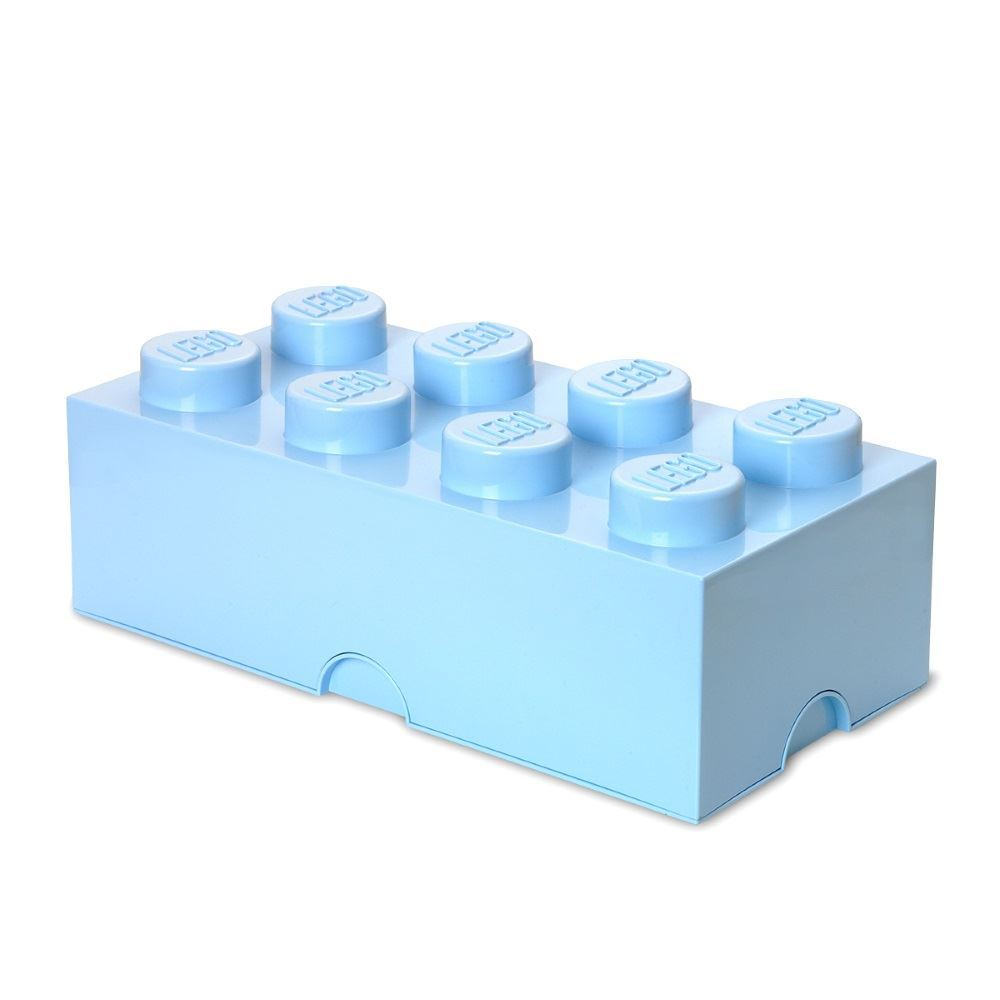lego stockage brique 8 blocs de construction meuble enfants grande bo te ebay. Black Bedroom Furniture Sets. Home Design Ideas