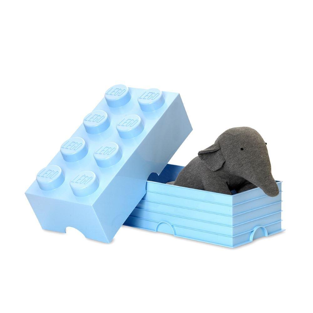 riesiges lego aufbewahrung legostein bausteine toy brust kinder gro e schachtel ebay. Black Bedroom Furniture Sets. Home Design Ideas