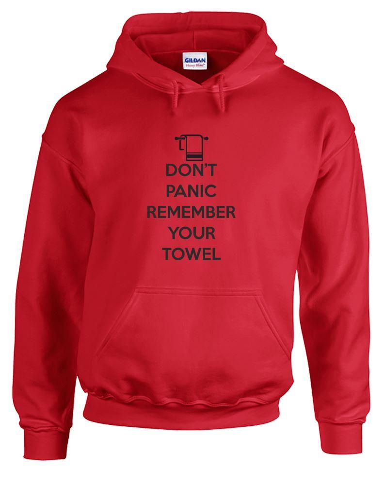 don t panic tab: