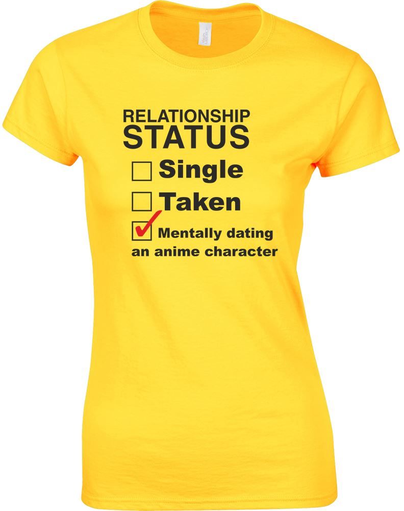 Single taken mentally dating a character that doesnt exist definition 5