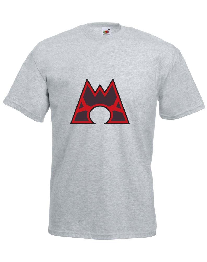 Team Magma Logo Mens Printed T Shirt Ebay