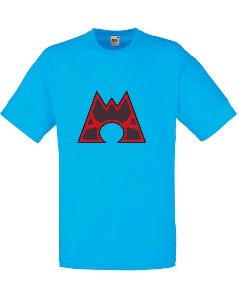 Team magma logo mens printed t shirt ebay for Team t shirt printing