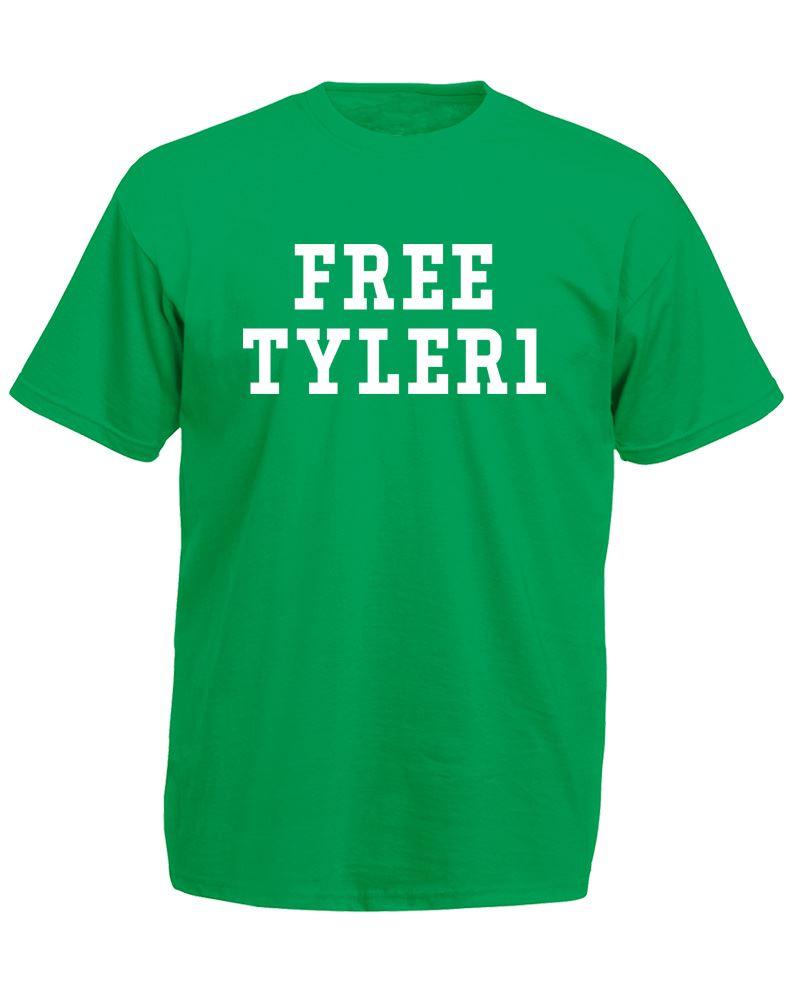 brand88 free tyler1 mens printed t shirt ebay