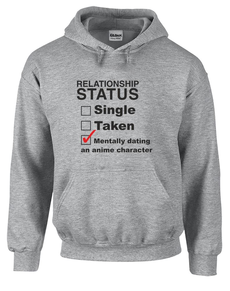 mentally dating an anime character Welcome to our shop: single taken mentally dating an anime character unisex / mens tshirt, manga anime geek shirt nerd checkbox tumblr instagram plus size please see size chart to make sure you get the correct size.