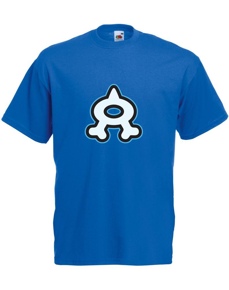 Team aqua logo mens printed t shirt for Logo for t shirt printing