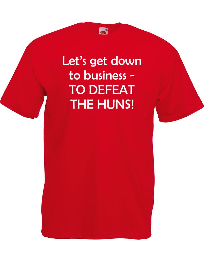 Let 39 S Get Down To Business Mens Printed T Shirt Ebay