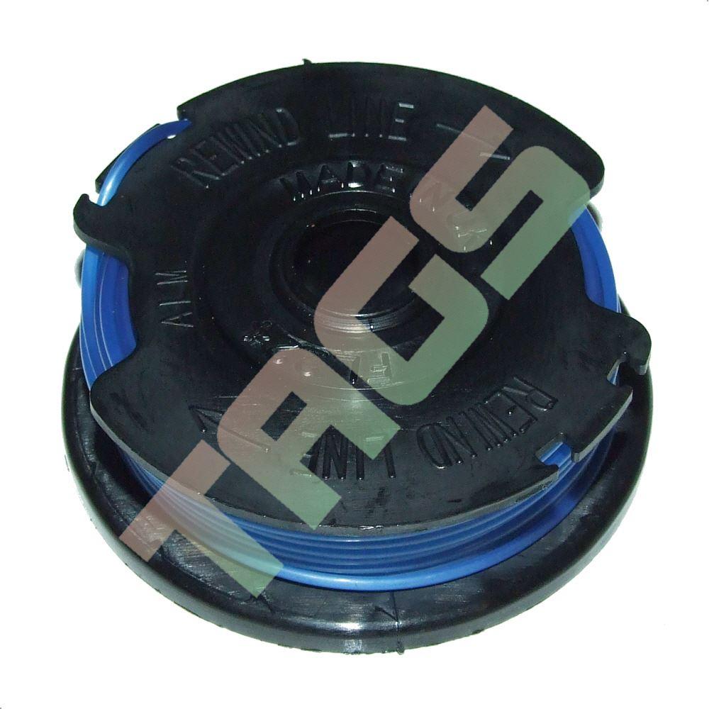 spool line fits flymo contour xt 18 v volt cordless. Black Bedroom Furniture Sets. Home Design Ideas