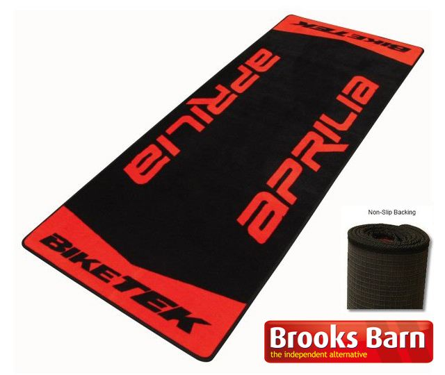Aprilia-RS-250-Garage-Floor-Mat-Rug-Aprilia-Text