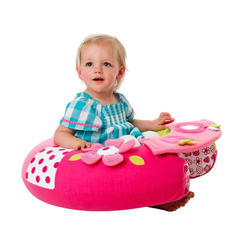 Red Kite Sit Me Up Tutti Frutti Inflatable Ring Baby Seat