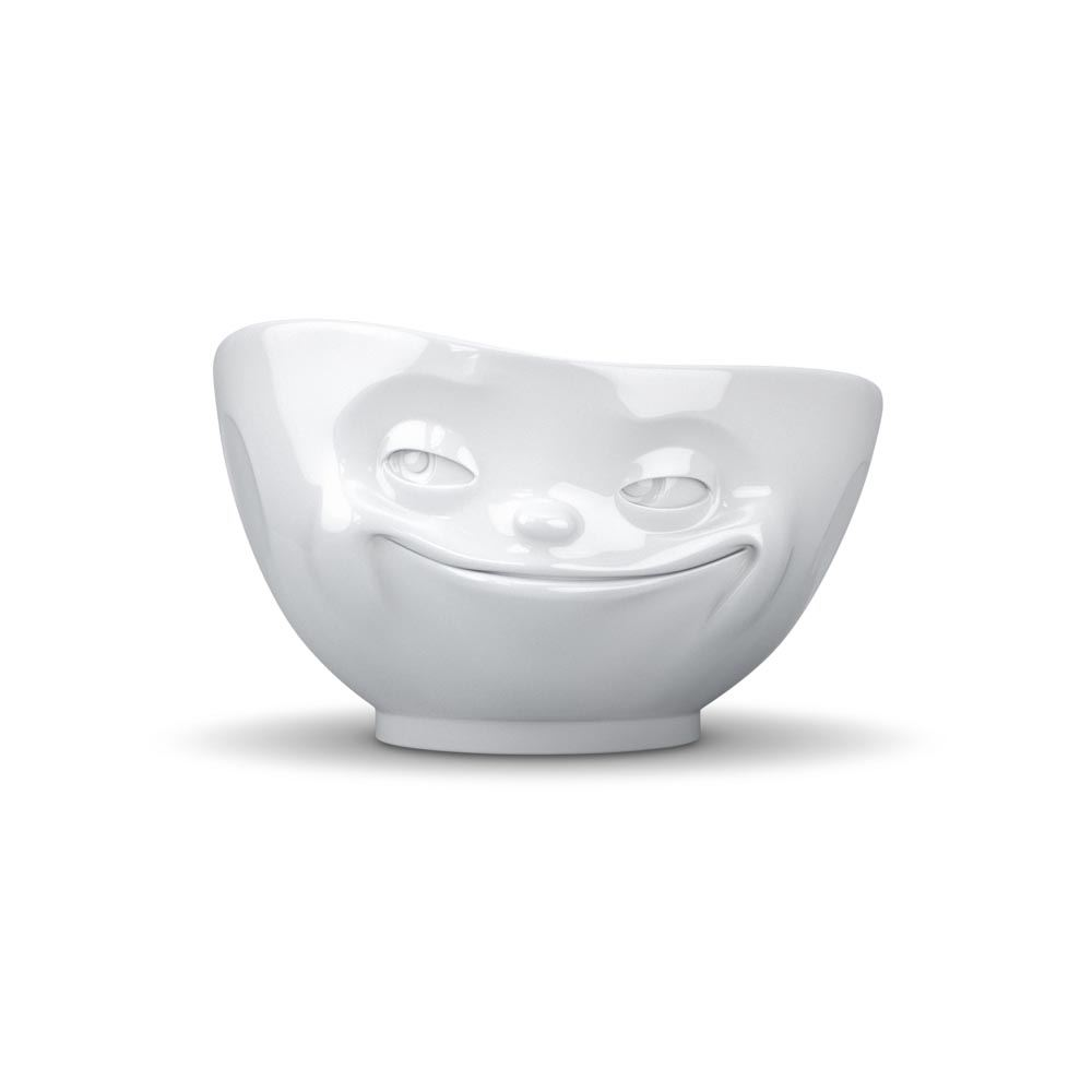 Tassen Uk : Tassen face bowls white porcelain with grinning kissing