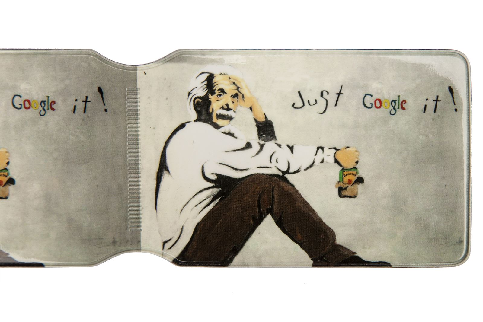 Oyster Card Holder Urban Gifts Bus Wallet Business Credit Banksy Balloon Girl