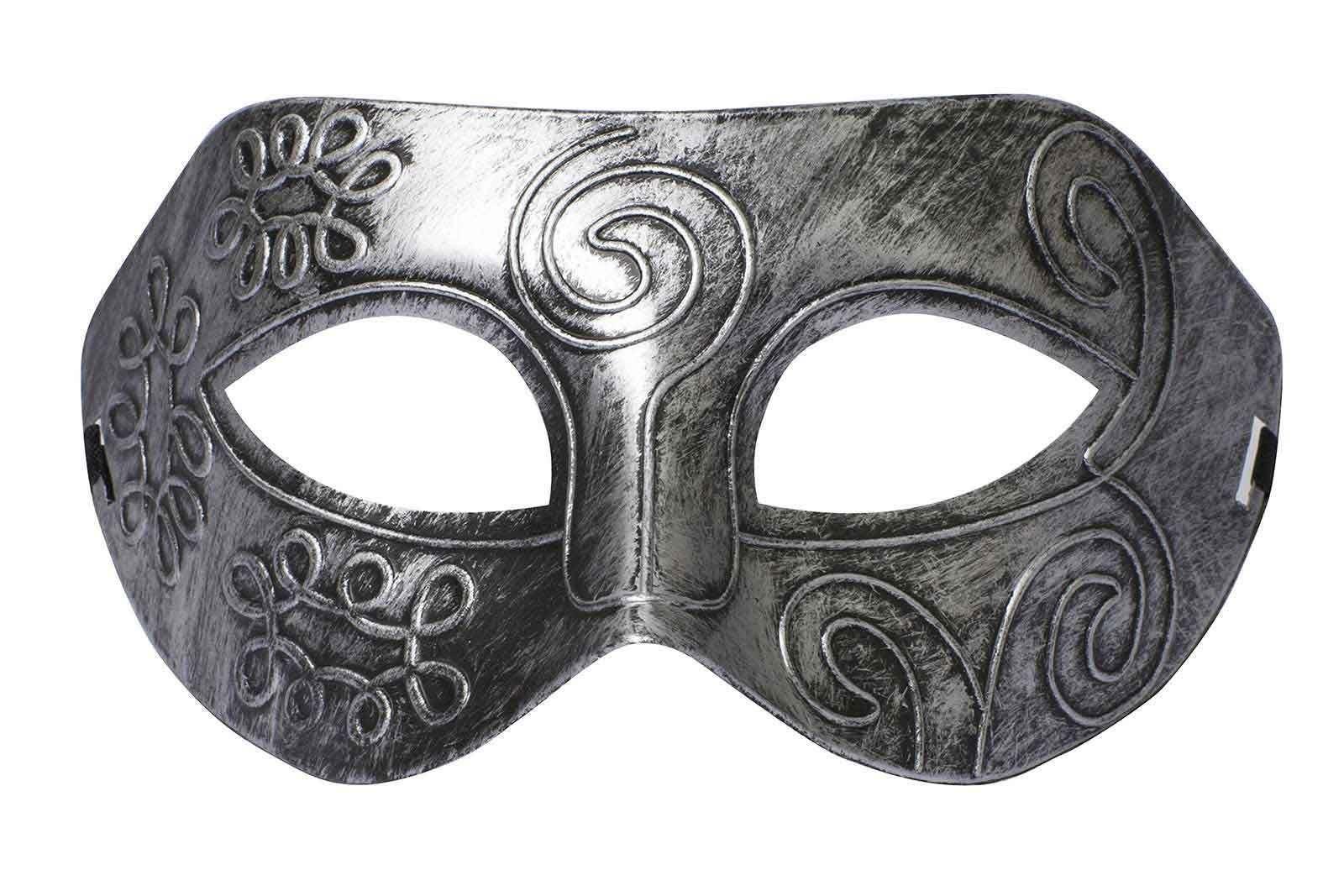 Antifaz hombre máscara romano gladiador nariz larga veneciana ...