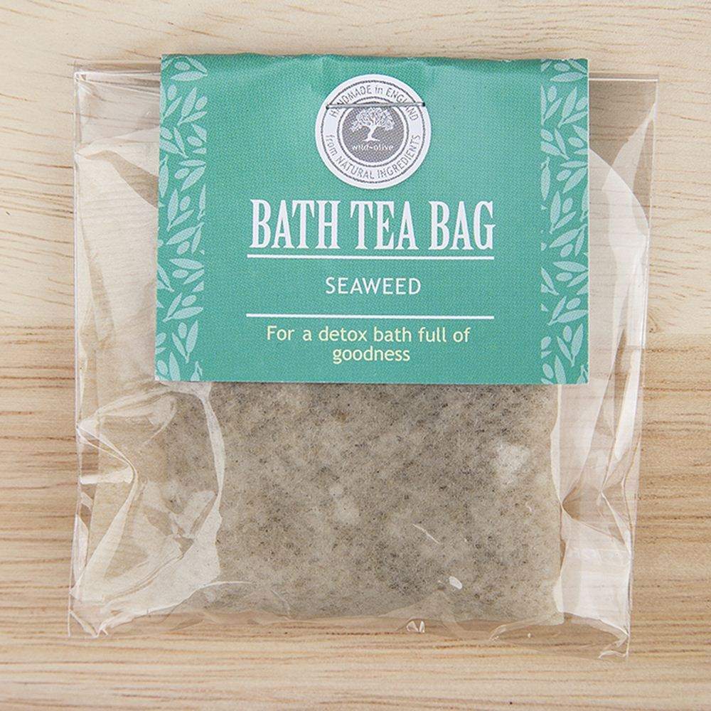 bath tea bags how to use