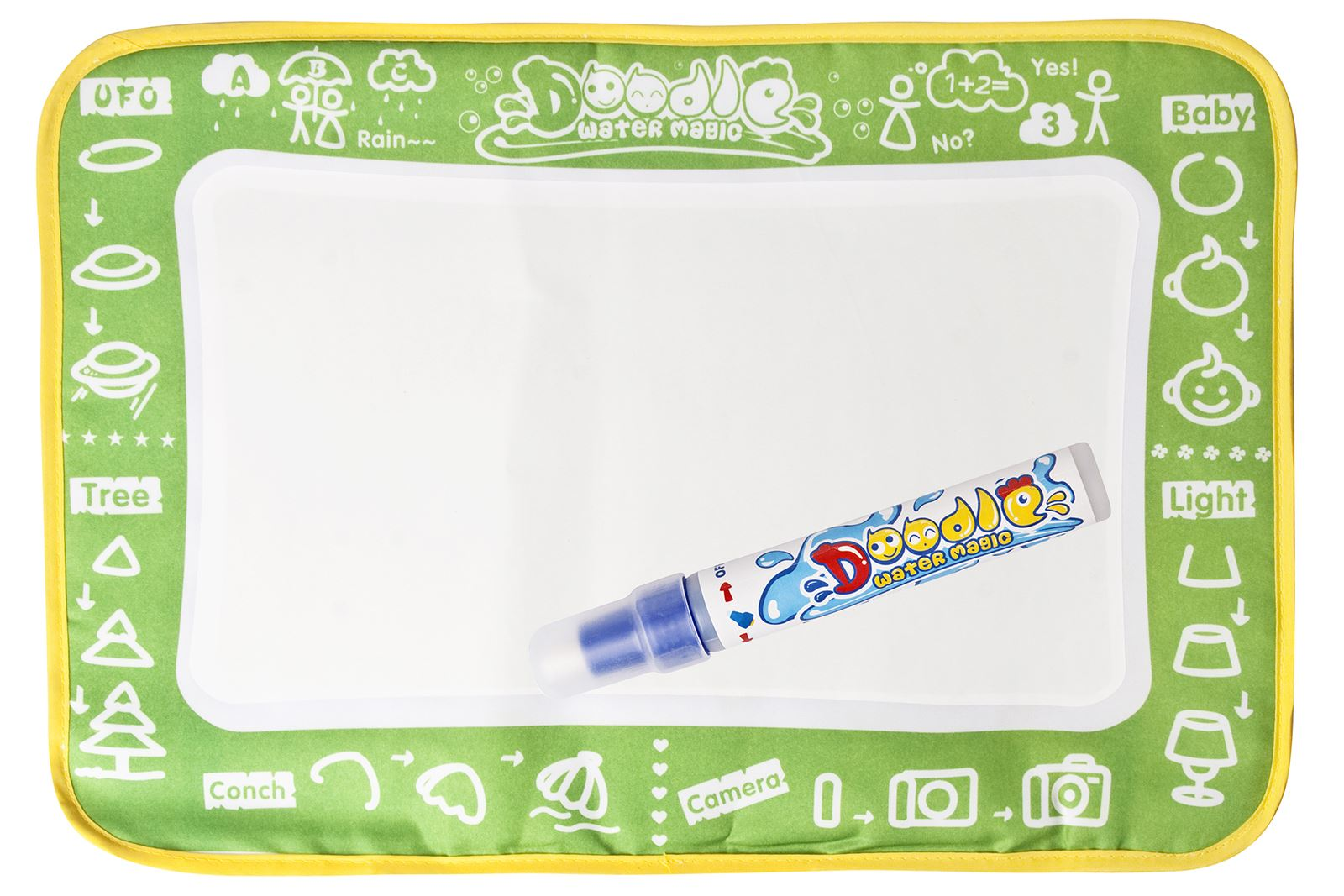 Tapis De Jeu Dessin Peinture Avec Eau Stylo Magique Eau Enfants Aqua Doodle Ebay