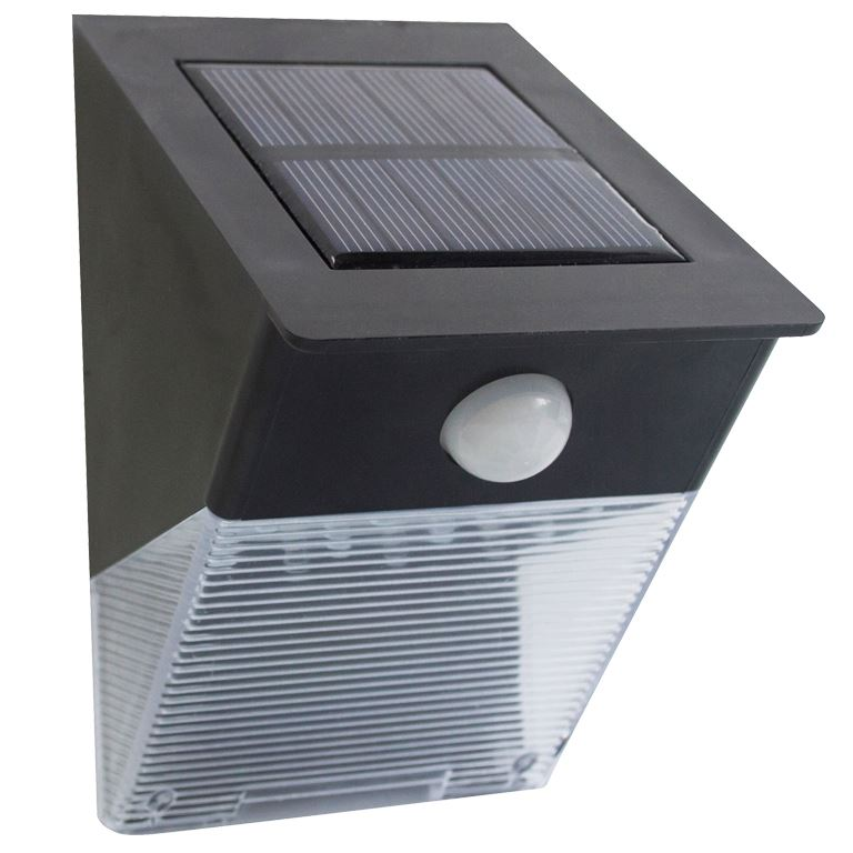 LED Solar Security Light Outdoor Garden Home Powered