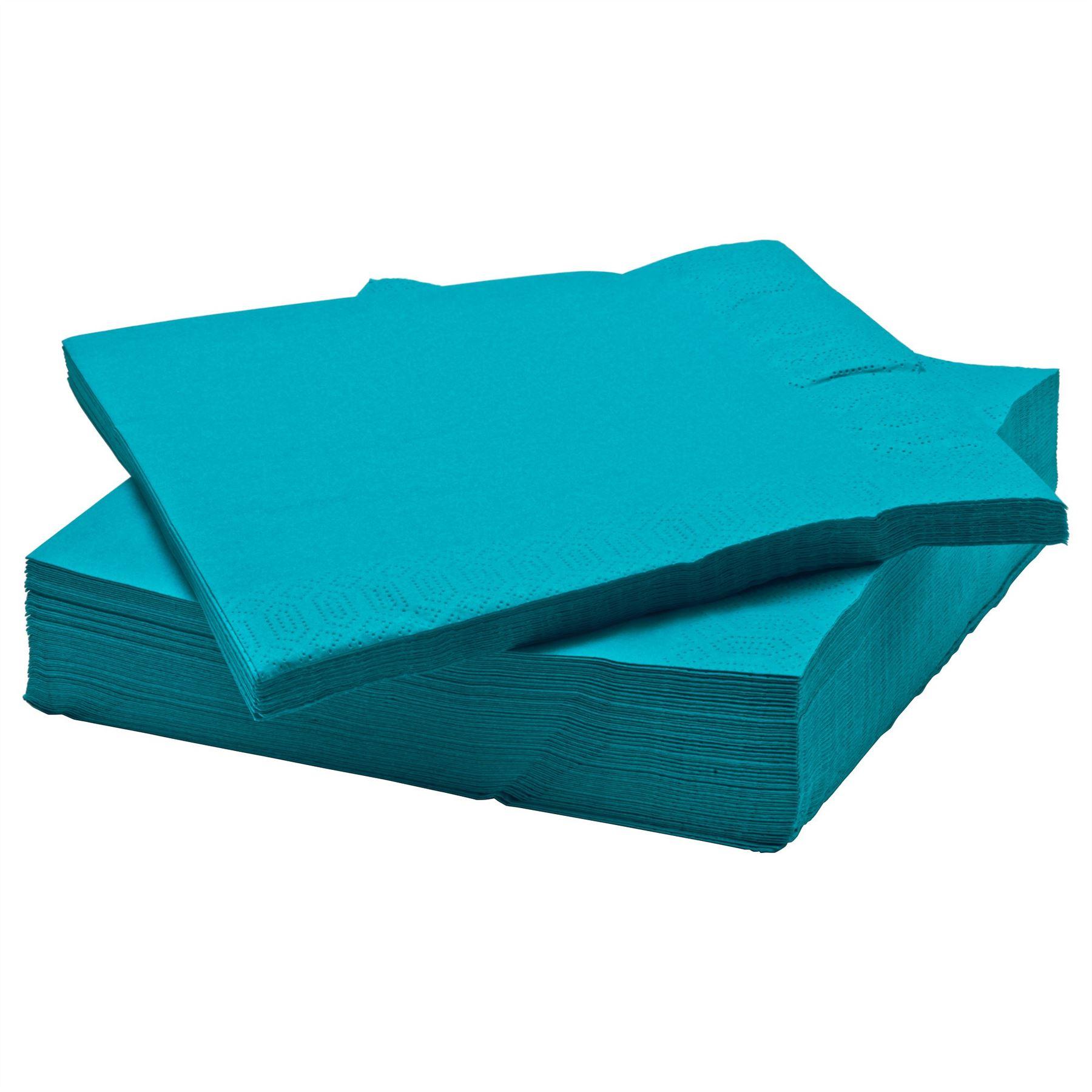 3 ply quality party paper napkin tissue serviettes table - Serviette de table tissu ikea ...