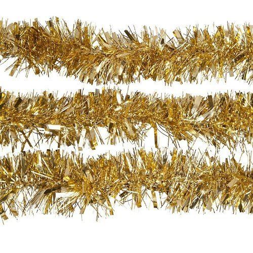 2m luxury chunky xmas xmas tinsel garland tree room home Garland tree decoration