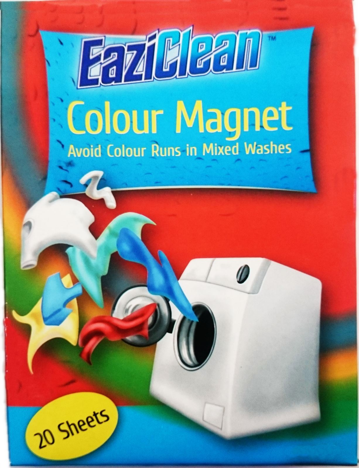 washing machine color catcher