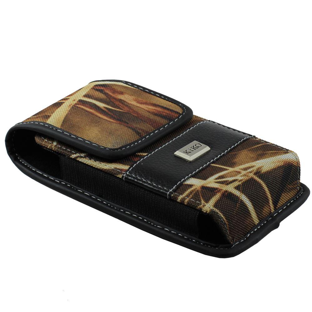 Iphone C Camo Case With Clip
