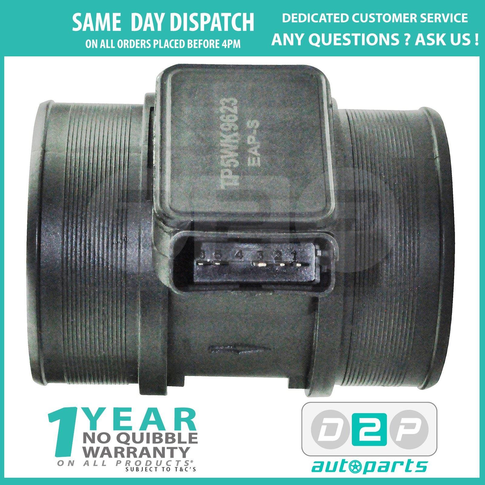 medidor de flujo masa aire sensor 19208q para citroen xsara picasso 2 0hdi 99 07 ebay. Black Bedroom Furniture Sets. Home Design Ideas