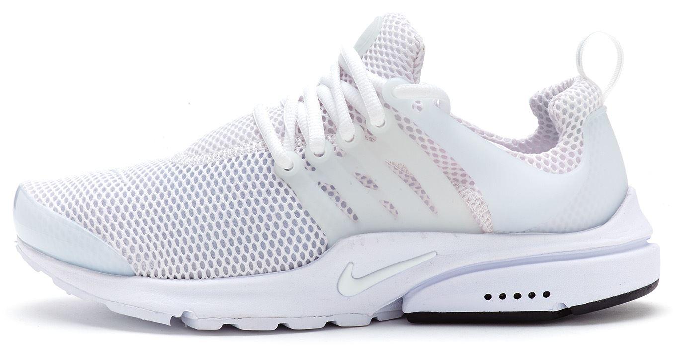Nike Air Presto Baskets en Blanc 848132 100