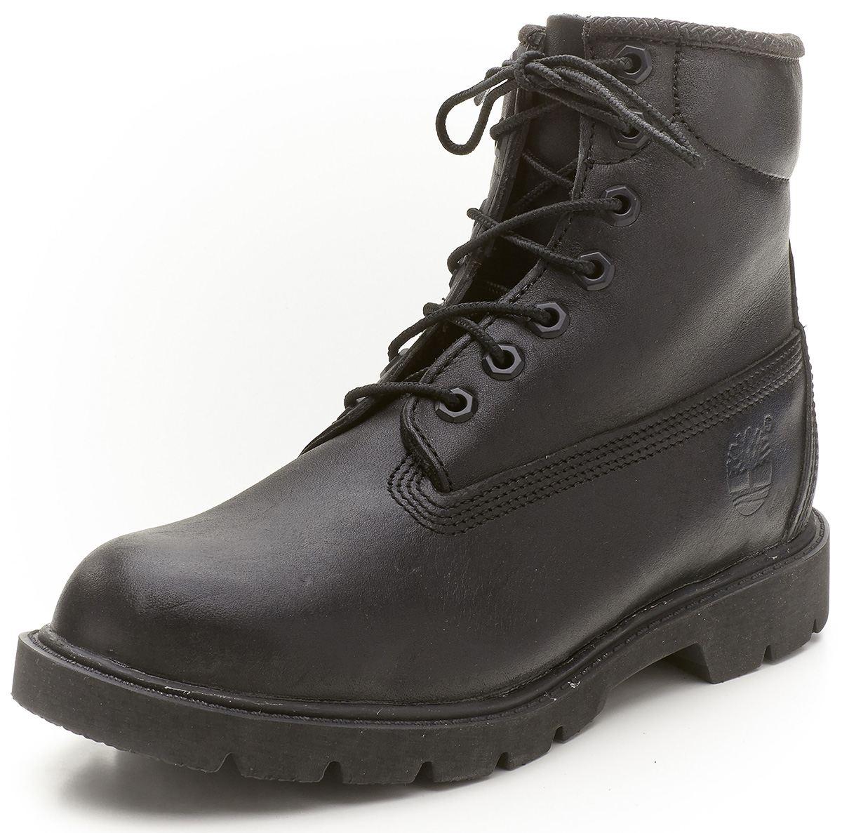 Timberland Basic 6 034 original waterproof black boots