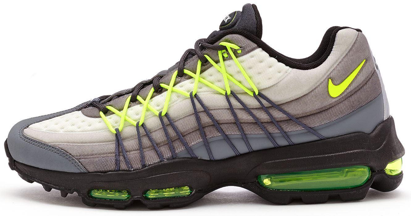 air max 2015 cinza e verde