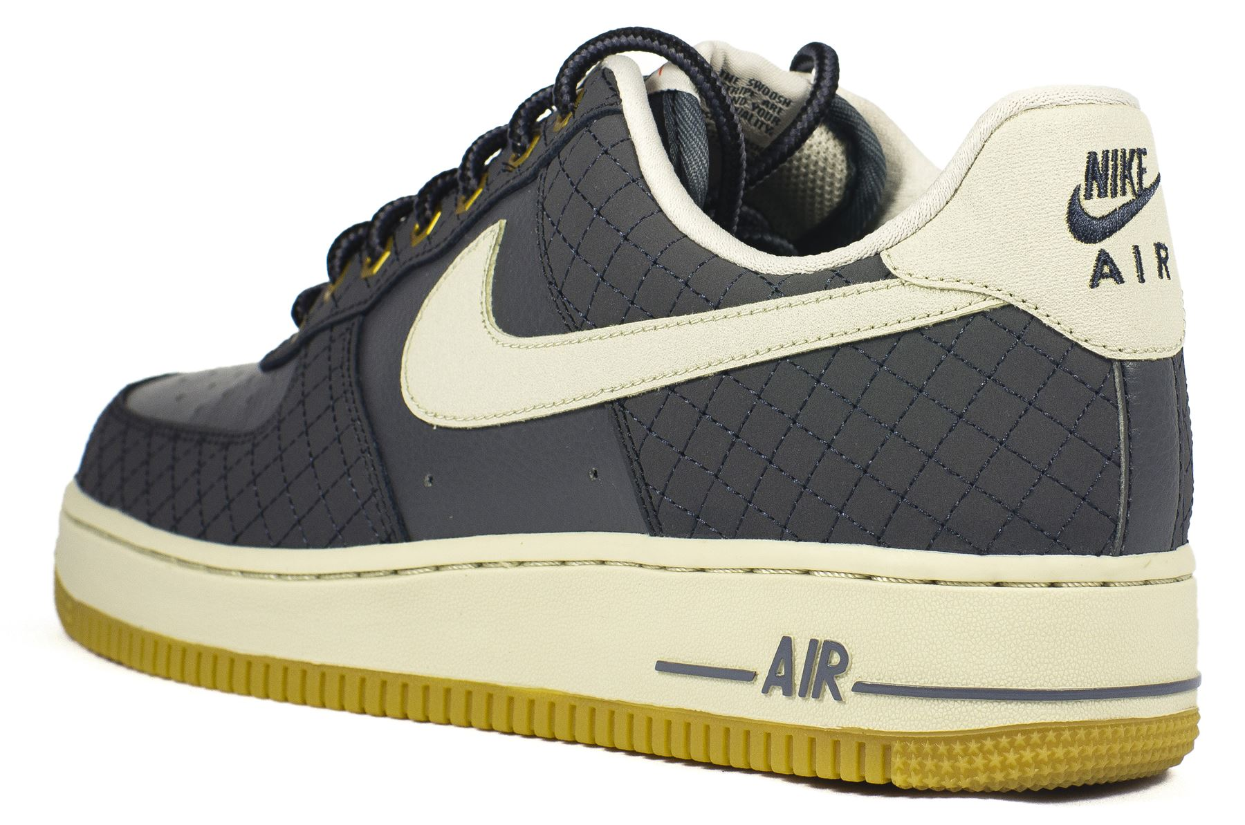 mens nike air force 1 39 07 leather suede trainers in all sizes ebay. Black Bedroom Furniture Sets. Home Design Ideas