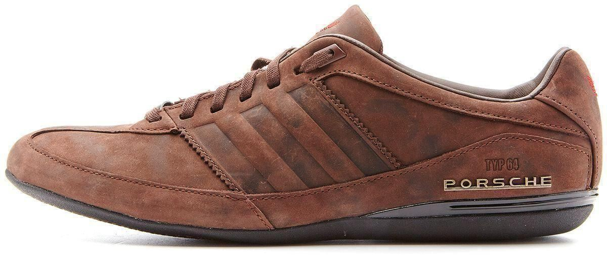 Adidas Originals Baskets Porsche Design Typ 64 daim